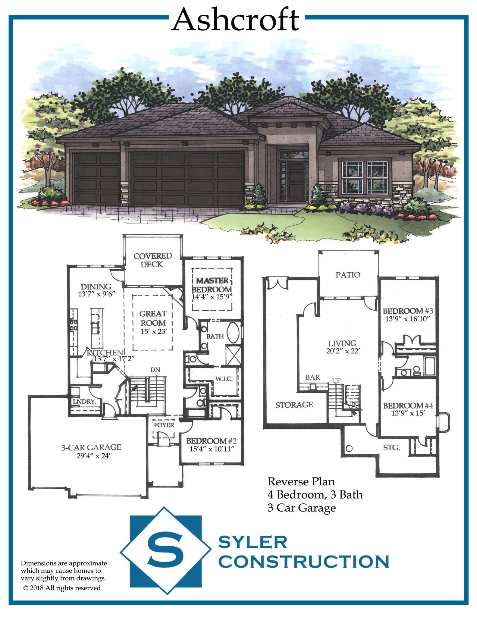 Ashcroft Syler Construction Inc Syler Construction Inc